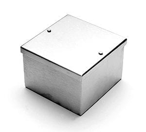 Nema 1 Stainless Steel Junction Box