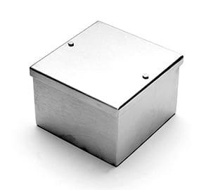 Nema 1 Stainless Steel Junction Box