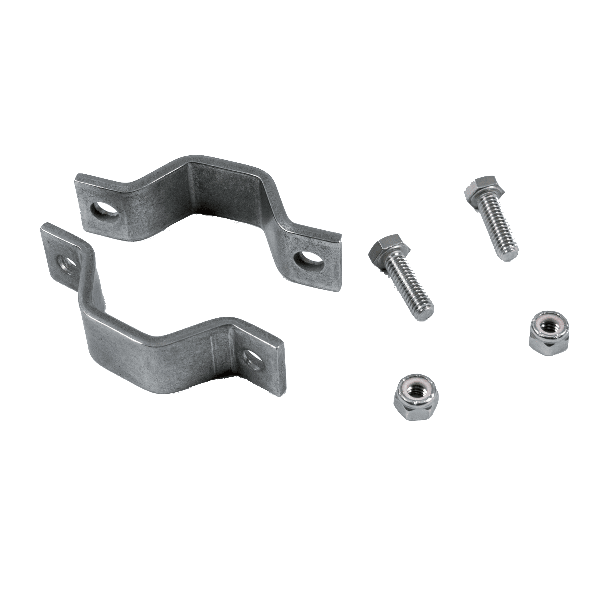 Pipe Size Bracket, Tube Size Bracket