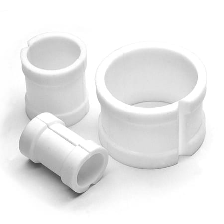 Polypropylene Collar, Tube Size Polypropylene Collar