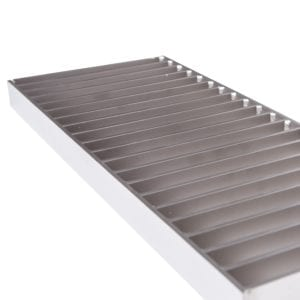 Stainless Trough Drain Grate