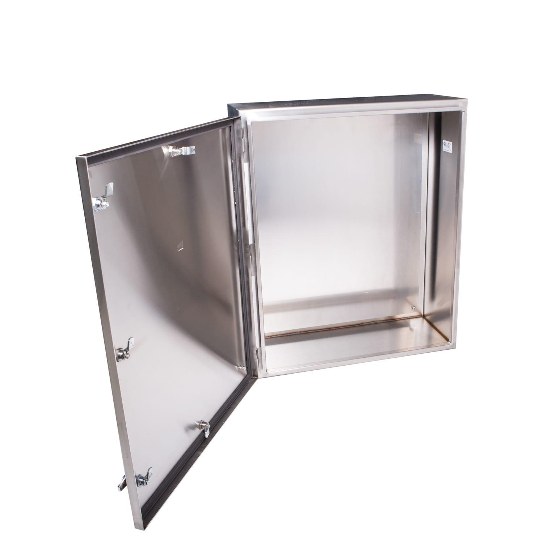 Custom Stainless Steel Enclosures