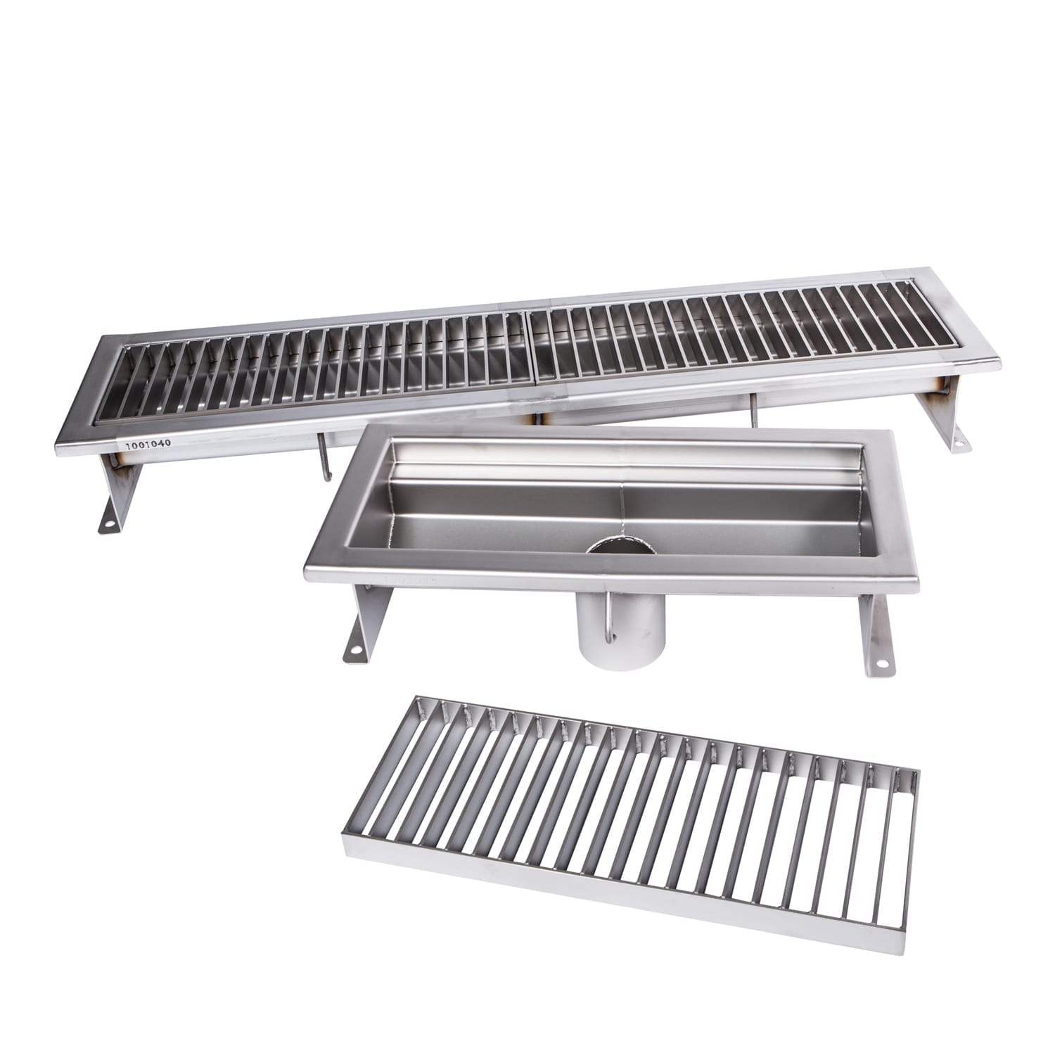 Stainless Trench Drains